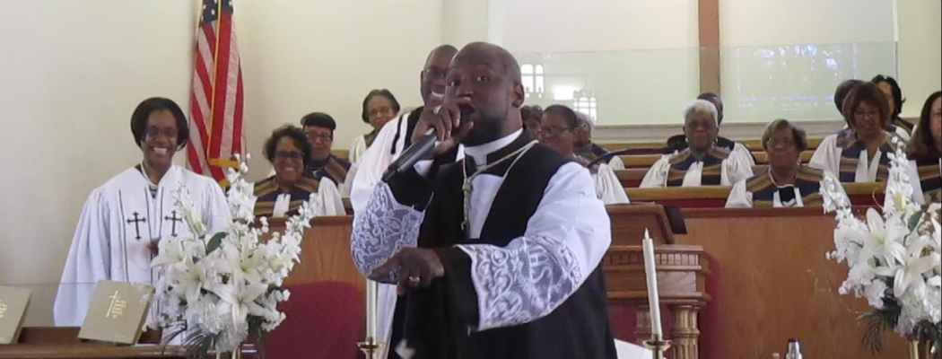 Welcome Address for Pastor Installation | just b.CAUSE